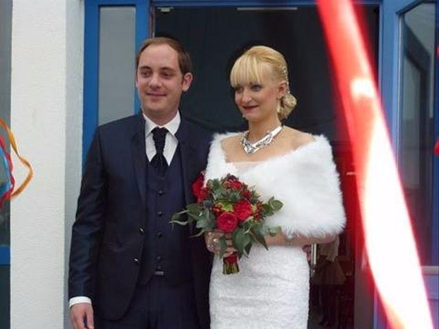 Le mariage de Romain et Delphine à Locmaria-Plouzané, Finistère 9