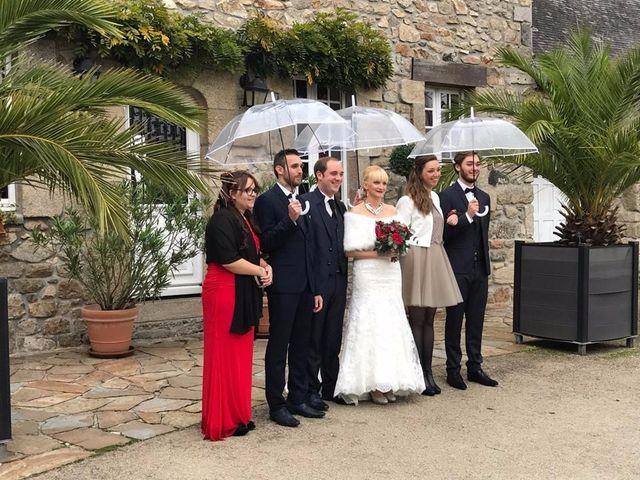 Le mariage de Romain et Delphine à Locmaria-Plouzané, Finistère 10