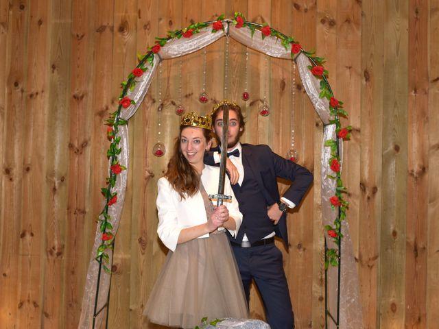 Le mariage de Romain et Delphine à Locmaria-Plouzané, Finistère 15