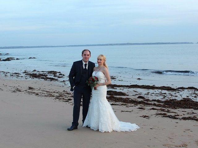 Le mariage de Romain et Delphine à Locmaria-Plouzané, Finistère 30