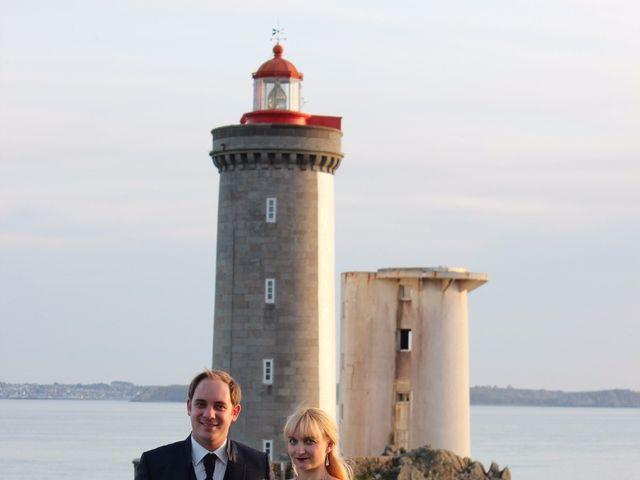 Le mariage de Romain et Delphine à Locmaria-Plouzané, Finistère 31