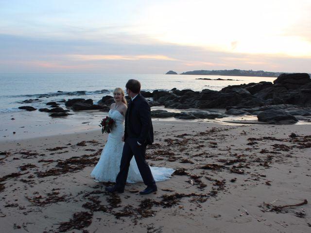 Le mariage de Romain et Delphine à Locmaria-Plouzané, Finistère 33
