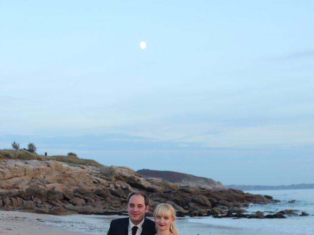 Le mariage de Romain et Delphine à Locmaria-Plouzané, Finistère 34