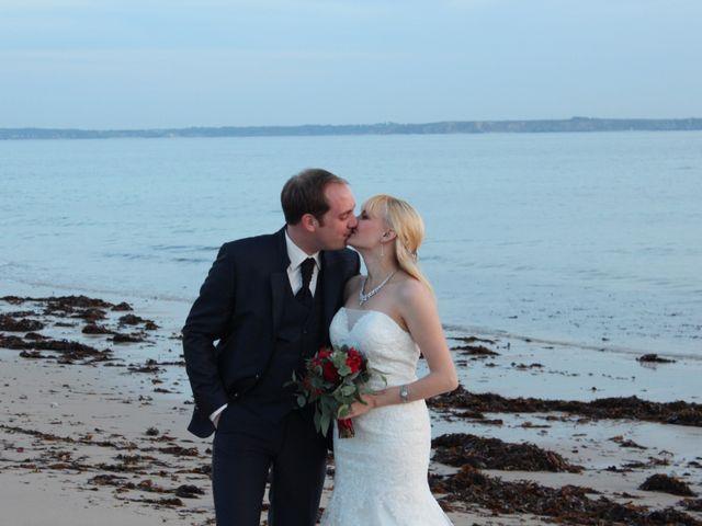 Le mariage de Romain et Delphine à Locmaria-Plouzané, Finistère 35