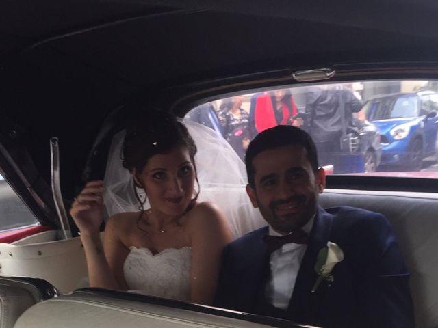 Le mariage de Karl et Anahide à Paris, Paris 1
