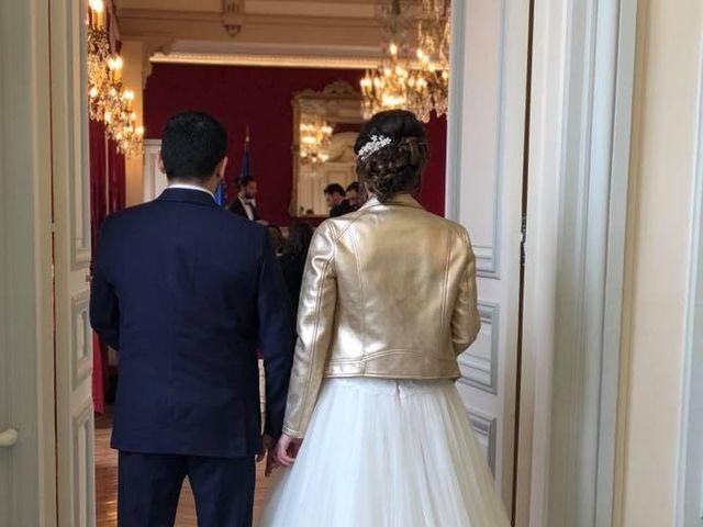Le mariage de Karl et Anahide à Paris, Paris 2