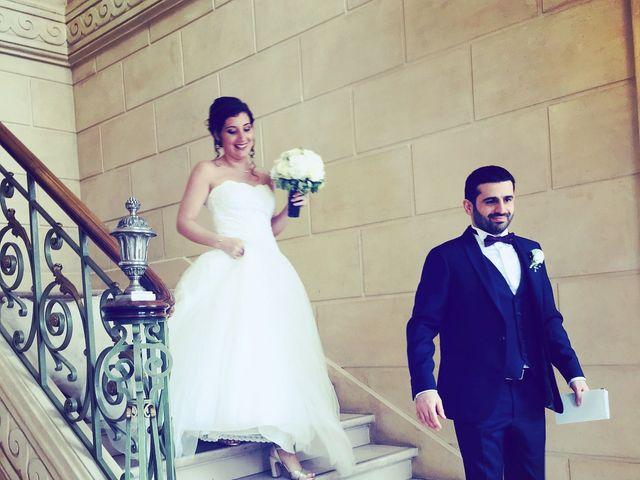 Le mariage de Karl et Anahide à Paris, Paris 7