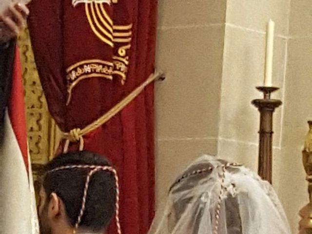 Le mariage de Karl et Anahide à Paris, Paris 8