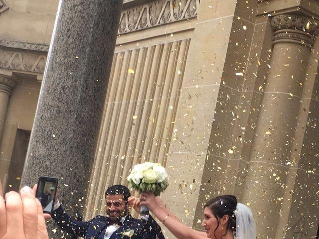 Le mariage de Karl et Anahide à Paris, Paris 9