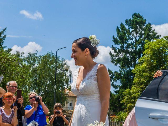 Le mariage de Mathieu et Emilie à Payré, Vienne 19