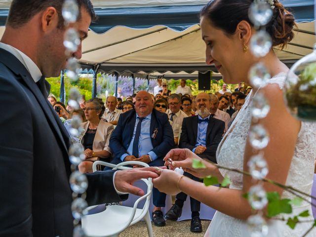 Le mariage de Mathieu et Emilie à Payré, Vienne 37