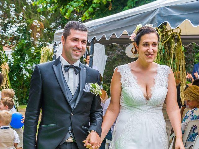 Le mariage de Mathieu et Emilie à Payré, Vienne 38