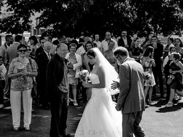 Le mariage de Cédric et Valérie à Gièvres, Loir-et-Cher 1