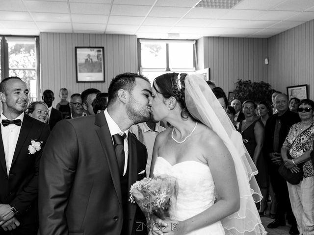 Le mariage de Cédric et Valérie à Gièvres, Loir-et-Cher 3