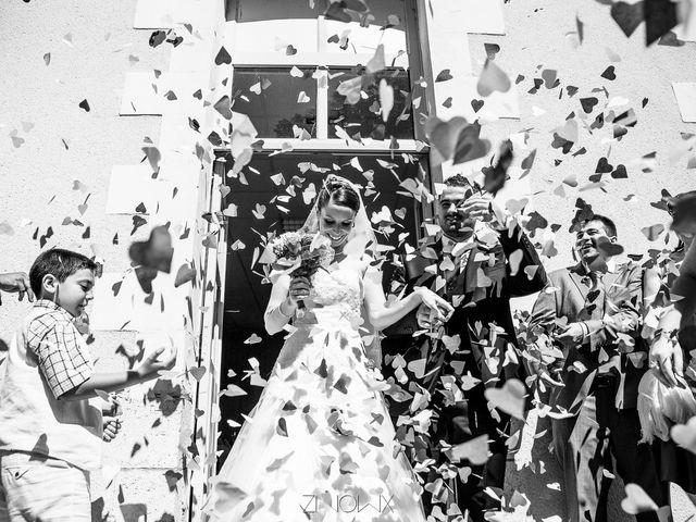 Le mariage de Cédric et Valérie à Gièvres, Loir-et-Cher 4