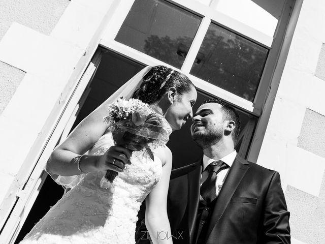 Le mariage de Cédric et Valérie à Gièvres, Loir-et-Cher 5
