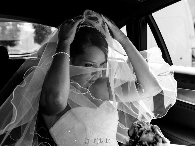 Le mariage de Cédric et Valérie à Gièvres, Loir-et-Cher 7