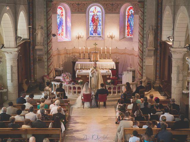 Le mariage de Cédric et Valérie à Gièvres, Loir-et-Cher 9