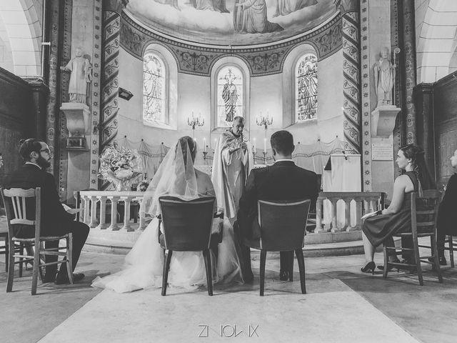 Le mariage de Cédric et Valérie à Gièvres, Loir-et-Cher 10