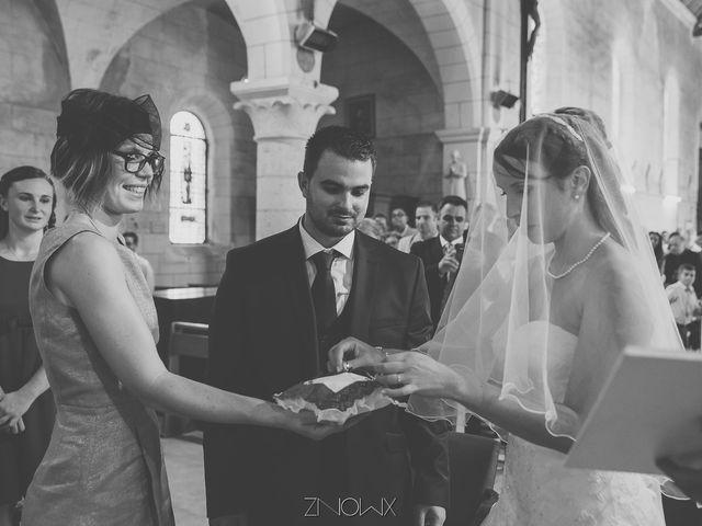 Le mariage de Cédric et Valérie à Gièvres, Loir-et-Cher 11