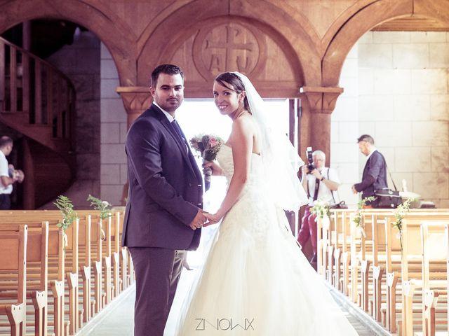 Le mariage de Cédric et Valérie à Gièvres, Loir-et-Cher 12
