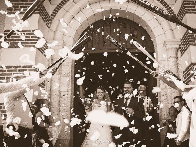 Le mariage de Cédric et Valérie à Gièvres, Loir-et-Cher 13