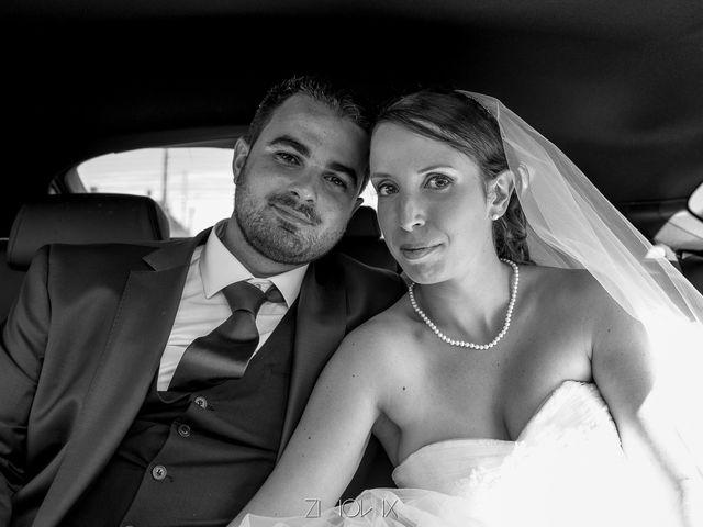 Le mariage de Cédric et Valérie à Gièvres, Loir-et-Cher 15