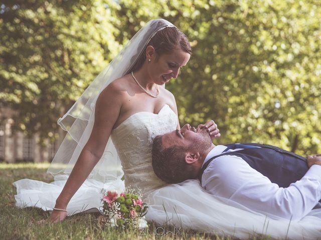 Le mariage de Cédric et Valérie à Gièvres, Loir-et-Cher 25