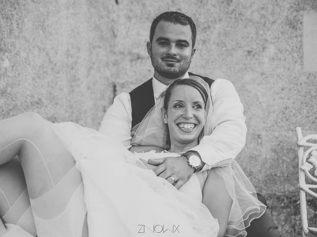 Le mariage de Cédric et Valérie à Gièvres, Loir-et-Cher 26