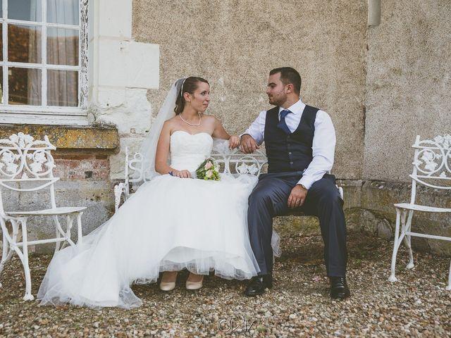 Le mariage de Cédric et Valérie à Gièvres, Loir-et-Cher 27