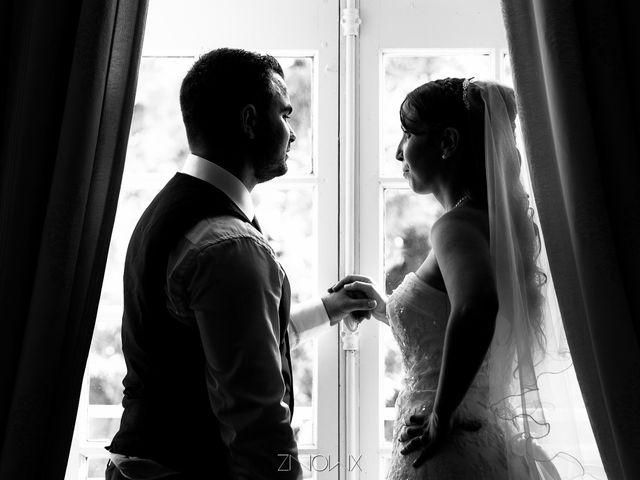 Le mariage de Cédric et Valérie à Gièvres, Loir-et-Cher 32