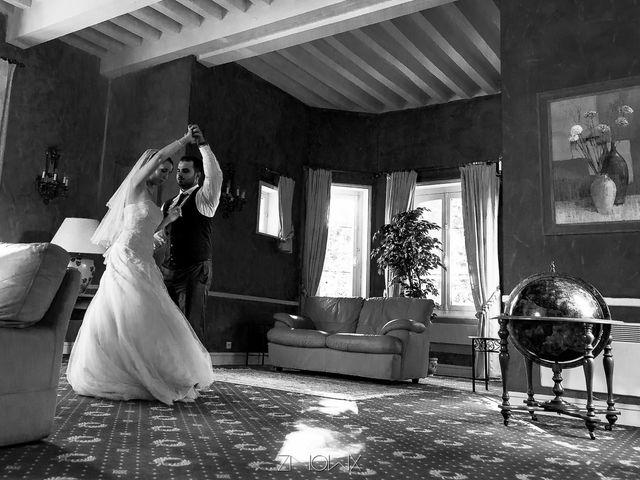 Le mariage de Cédric et Valérie à Gièvres, Loir-et-Cher 34
