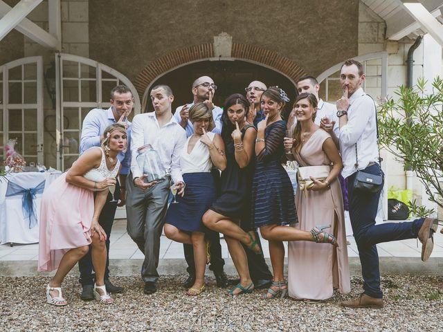 Le mariage de Cédric et Valérie à Gièvres, Loir-et-Cher 35