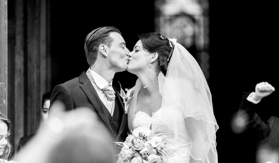 Le mariage de Pedro et Laure à Vigneux-sur-Seine, Essonne