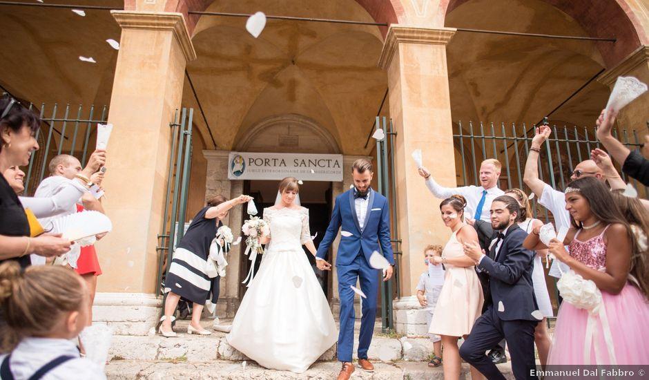 Le mariage de Benjamin et Alicia à Nice, Alpes-Maritimes