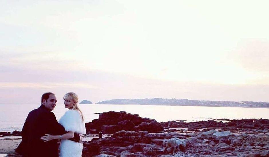 Le mariage de Romain et Delphine à Locmaria-Plouzané, Finistère