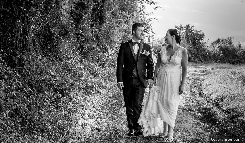 Le mariage de Mathieu et Emilie à Payré, Vienne