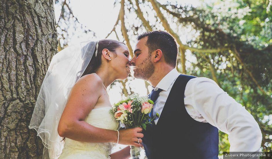 Le mariage de Cédric et Valérie à Gièvres, Loir-et-Cher