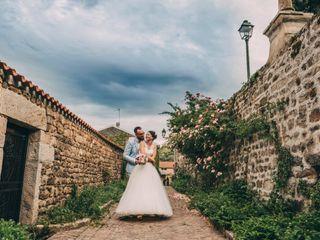 Le mariage de Catherine et Yoann