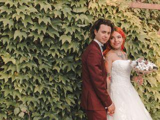 Le mariage de Justine et Thomas