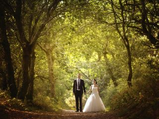 Le mariage de Sylvie et Sylvain