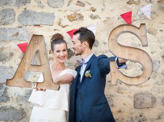 Le mariage de Stéphanie et Aymeric