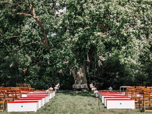 Le mariage de Olivier et Amélie à Pargny-Filain, Aisne 1