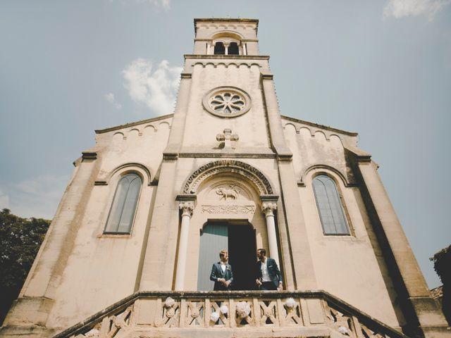 Le mariage de Alexis et Maëlle à Verfeuil, Gard 35