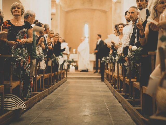 Le mariage de Alexis et Maëlle à Verfeuil, Gard 38