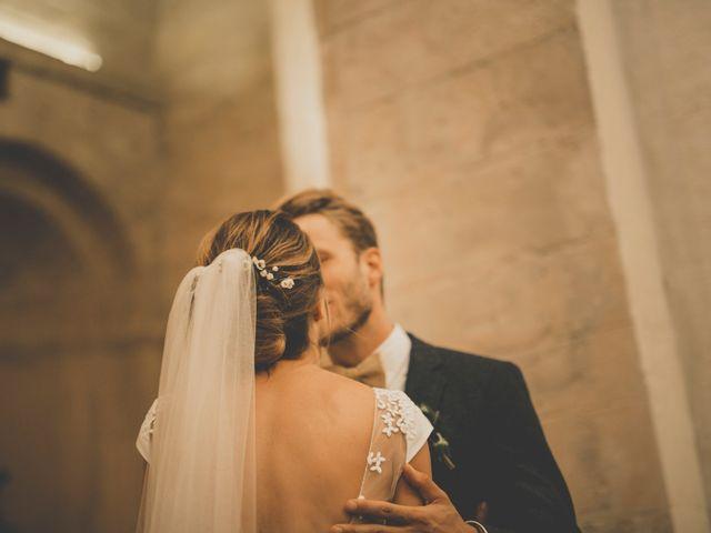 Le mariage de Alexis et Maëlle à Verfeuil, Gard 41