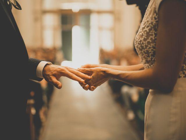 Le mariage de Alexis et Maëlle à Verfeuil, Gard 43
