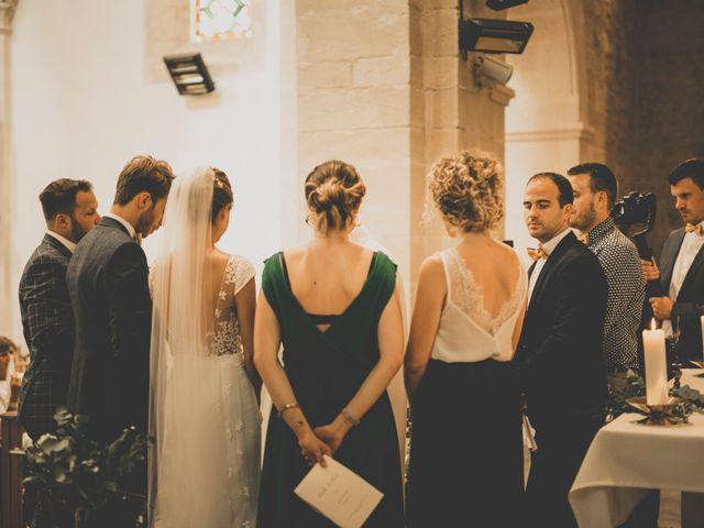 Le mariage de Alexis et Maëlle à Verfeuil, Gard 45