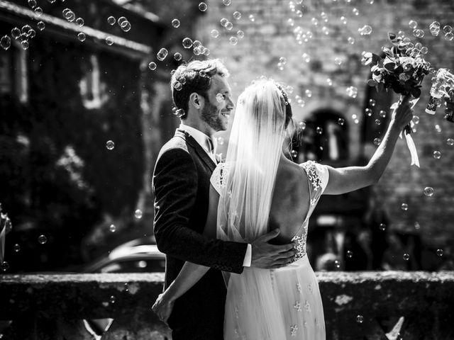 Le mariage de Alexis et Maëlle à Verfeuil, Gard 50