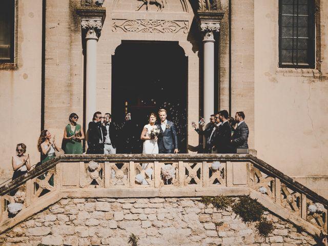 Le mariage de Alexis et Maëlle à Verfeuil, Gard 52